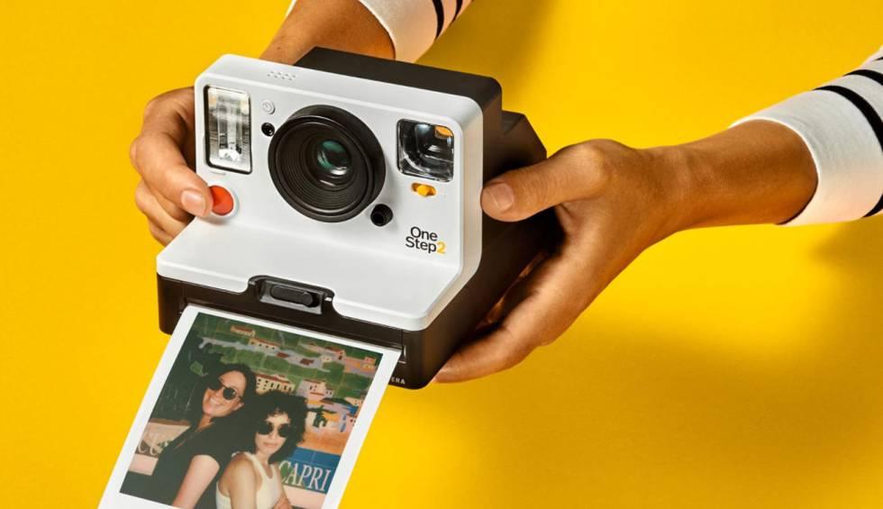 Dispositivo Polaroid convierte fotos de Celular