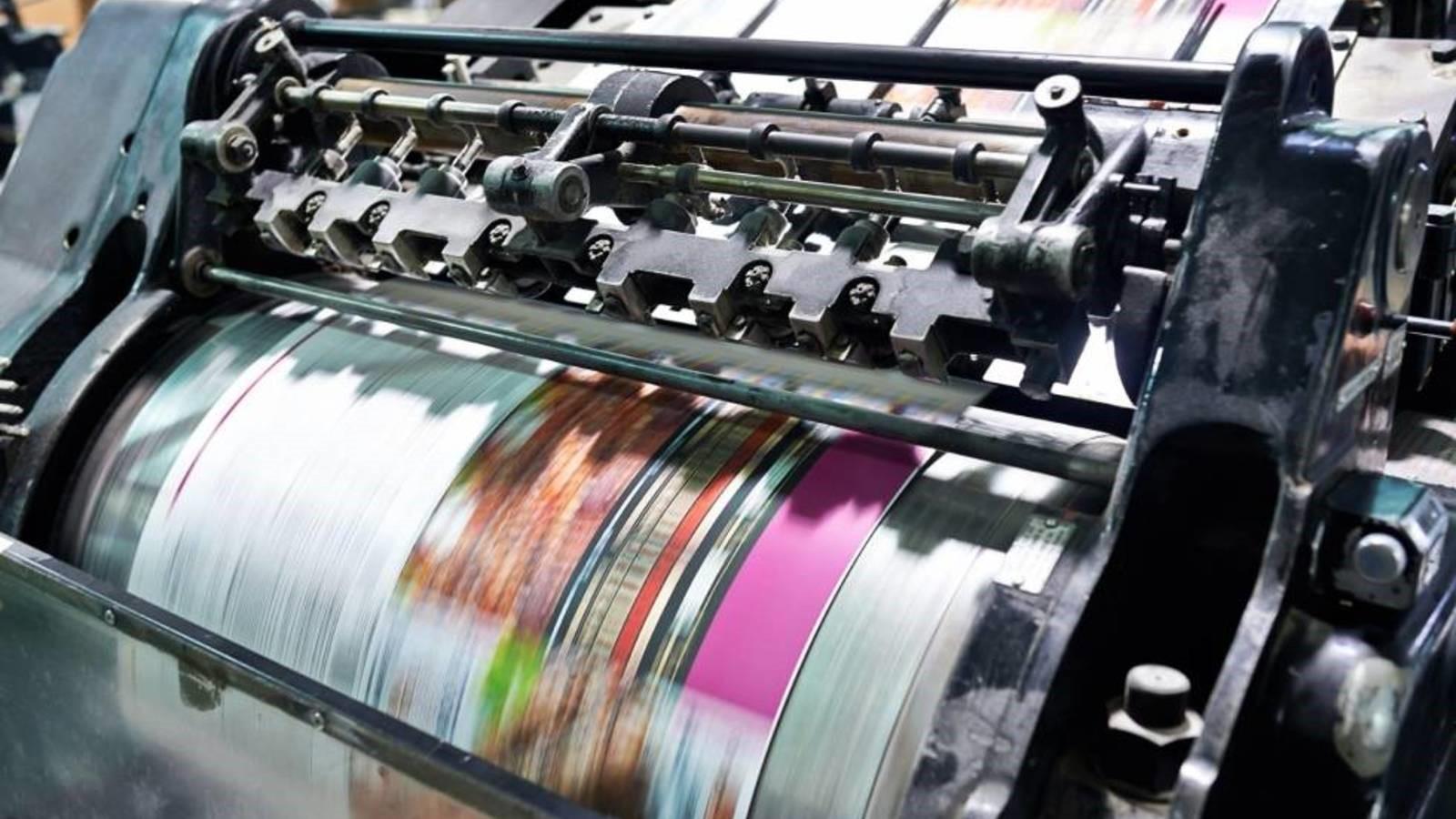Servicio Imprenta Tradicional Producciones Digitales