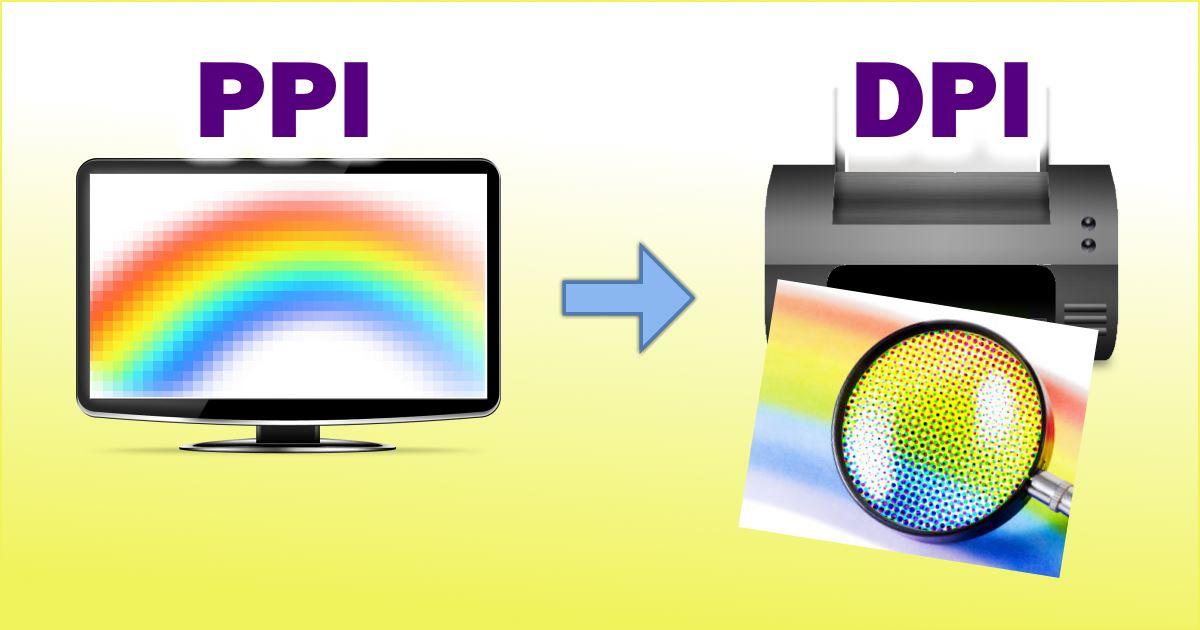 diferencias entre DPI y PPI