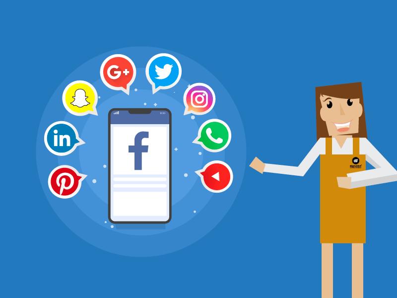 La importancia de las redes sociales para los emprendedores